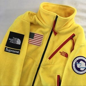 Supreme X North Face Fleece Jacket